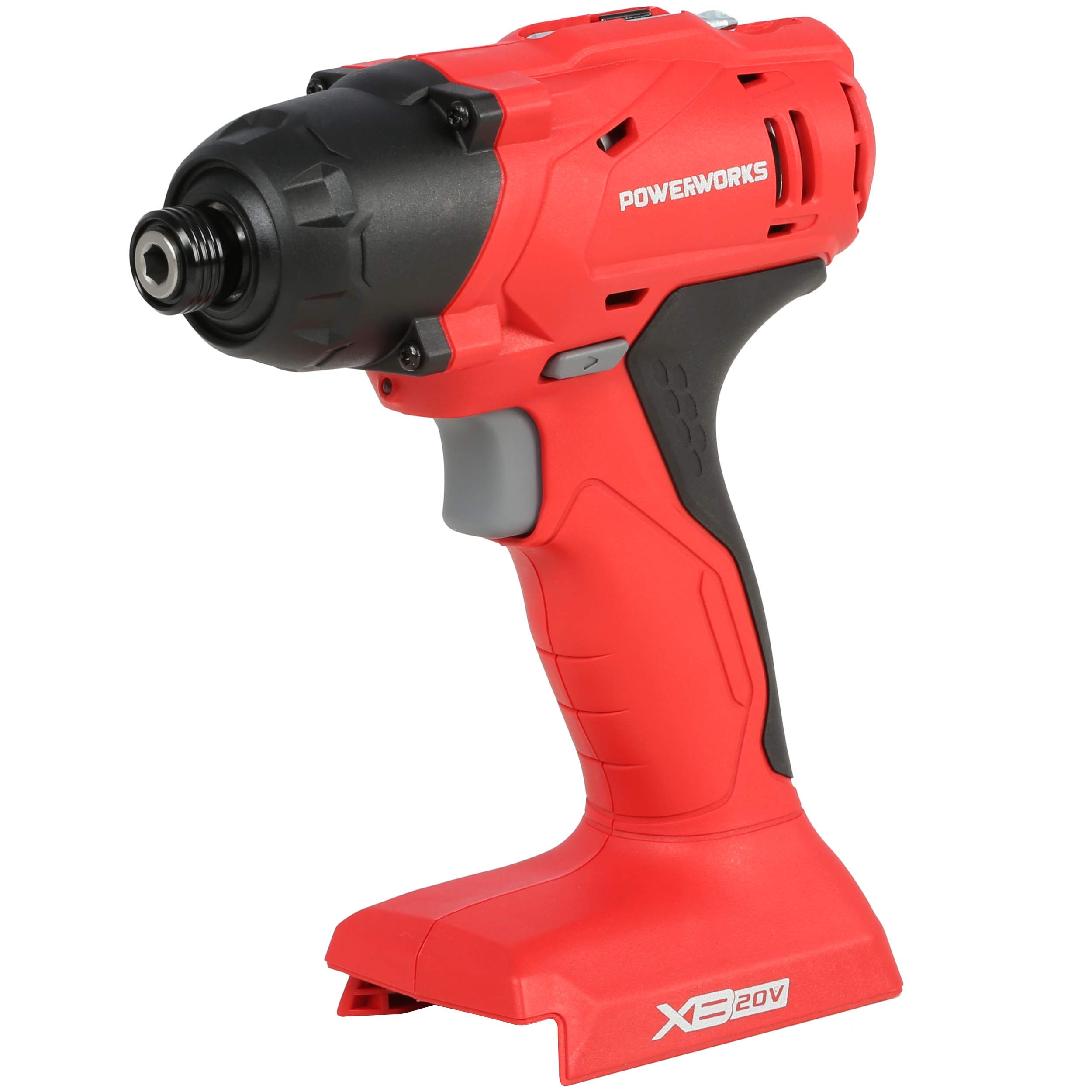POWERWORKS XB 20V Cordless Impact Driver, Battery and Charger Not Included ISG303