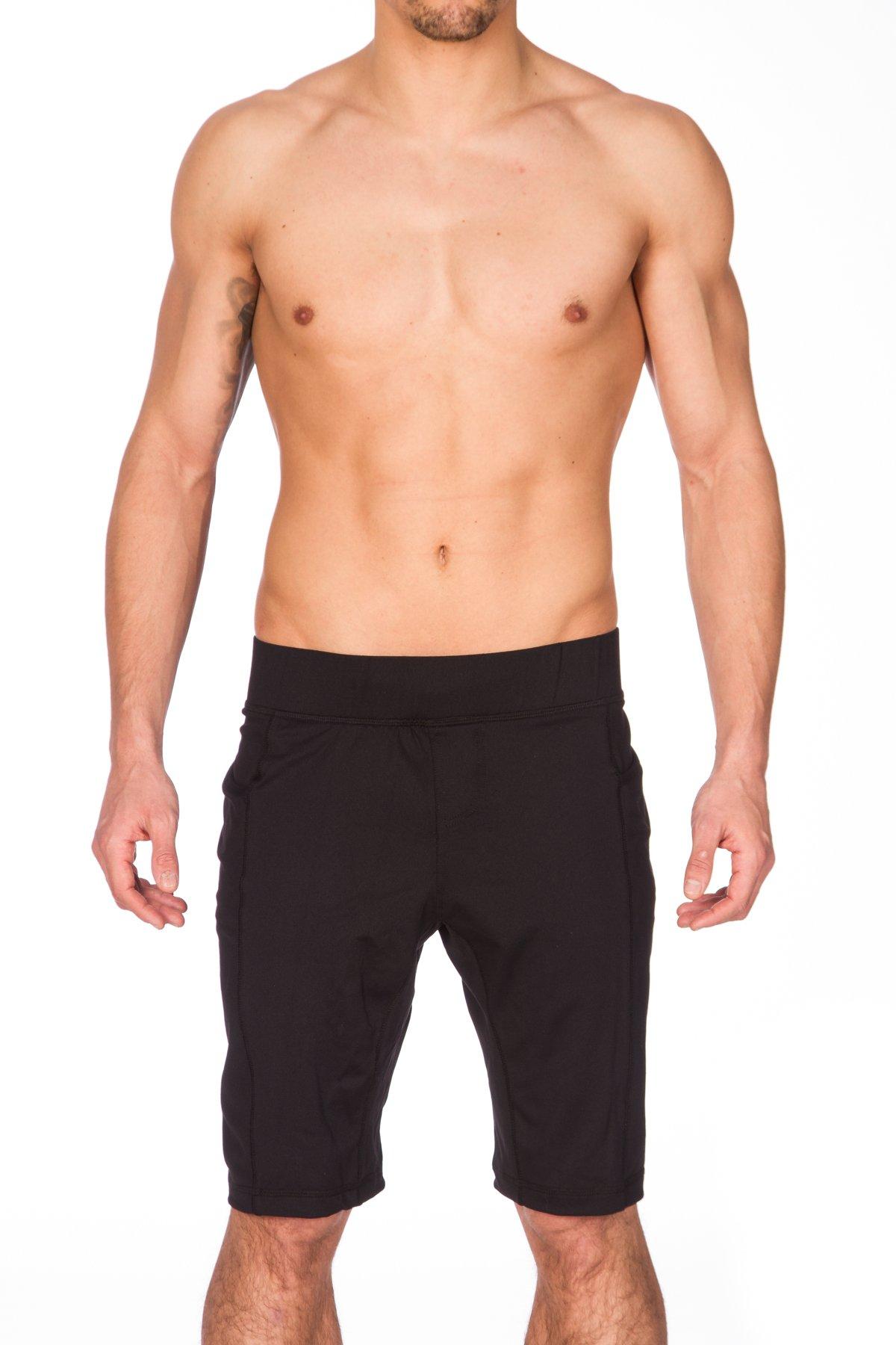 Gary Majdell Sport Men's Quick Drying Active Yoga Short