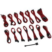 CableMod C-Series ModMesh Cable Kit for Corsair RMi/RMX/RM (Black Label) - RED [cm-CSR-FKIT-NKR-R]