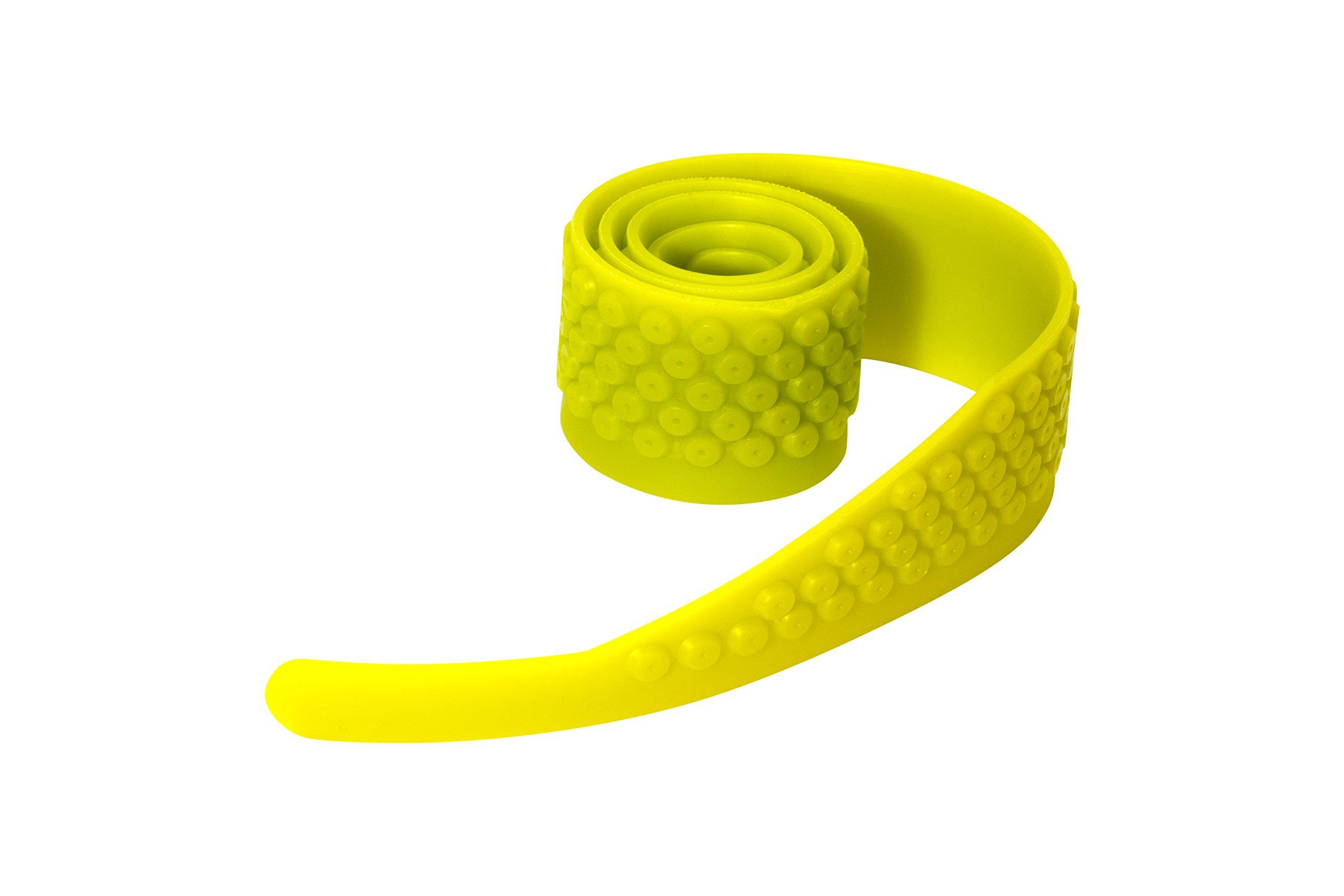 """Limbsaver Comfort-Tech 24017 Power/Hand Tool Grip Wrap, 24"""", Yellow"""