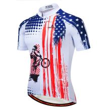 Uriah Men's Cycling Jersey Short Sleeve Breathable