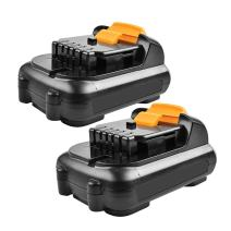 Bonacell 2 Pack 12V MAX 2000mAh Replacement Lithium ion Battery Compatible with Dewalt DCB120 DCB121 DCB123 DCB127 DCB127-2 DCD710 Power Tools