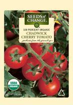 Seeds of Change S10774 Certified Organic Chadwick Cherry Tomato