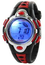 Kid Watch for Child Boy Girl Fashion LED Multi Function Sport Outdoor Digital Dress 50M Waterproof Alarm