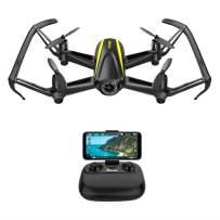 Drone with Camera, Mini RC Quadcopter with with 720P WiFi Live Video Altitude Hold Headless Mode Potensic U36W Micro Helicopter for Beginners & Kids