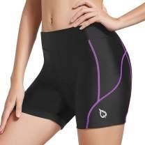 BALEAF Women's Cycling Shorts 3D Padded UPF 50+ Bike Shorts Underwear
