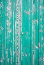 AOFOTO 6x8ft Vintage Peeling Painted Wooden Plank Photography Background Old Shabby Wood Panel Backdrop Weathered Fence Board Kid Adult Artistic Portrait Photoshoot Studio Props Video Drape Wallpaper
