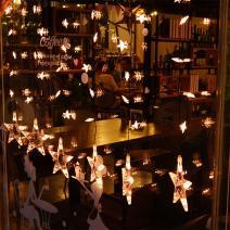 Eleoption Outdoor Indoor String Lights Plug in Decorative Fairy LED Light with Waterproof US Plug AC 120V Star String Light for Patio Curtain Bedroom Wedding