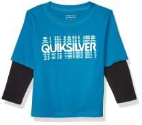Quiksilver Little Reverb Time Long Sleeve Boy