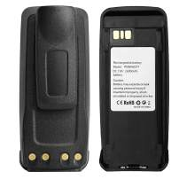PMNN4077 PMNN4065 PMNN4066A 2600mAh Li-ion Two-Way Radio Battery (OEM Without IMPRES funtion) Compatible for Motorola DP3400 DP3601 DGP4150 DGP6150 XPR6100 XPR6300 XPR6350 XPR6500 XPR6550 XPR6580