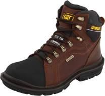 Caterpillar Men's Manifold Tough Waterproof Work Boot