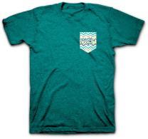 Cherished Girl Women's Pray About It T-Shirt - Antique Jade -XL
