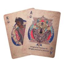 Acelion Halloween Playing Cards, Deck of Cards, Gift Poker Cards