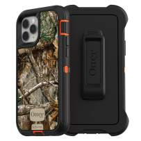 OtterBox DEFENDER SERIES SCREENLESS EDITION Case for iPhone 11 Pro - REALTREE EDGE (BLAZE ORANGE/BLACK/RT EDGE GRAPHIC)