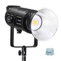 Godox SL150W II 150Ws 5600K Daylight-Balanced LED Video Light Lamp Bowens Mount for Studio Photography, CRI&96 and TLCI&97, Built-in 8 FX Preset Effects