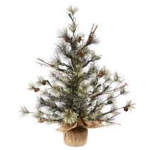 Vickerman Dakota Pine Tabletop Tree, B165424