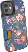 Smartish iPhone 12 Mini Wallet Case - Wallet Slayer Vol. 1 [Slim + Protective] Credit Card Holder (Silk) - [Flavor of The Month]