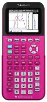 Texas Instruments TI-84 Plus CE Color Graphing Calculator, Positively Pink