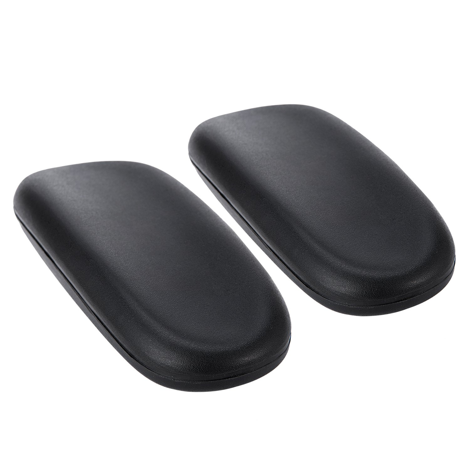 Oak Leaf Office Chair Replacement Arm Pads, Chair Armrest Pads with Sturdy Cushion for Supporting Arms and Elbow, Set of 2