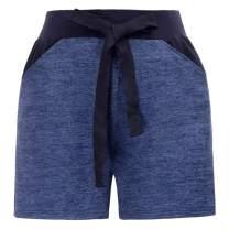 Women's Comfy Lounge Hot Pant Yoga Shorts Short Sweatpants