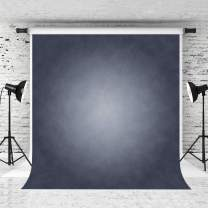 Kate 5x7ft Grey Portrait Photography Backdrop Old Master Photo Backdrop Collapsible Fabric Abstract Photo Background