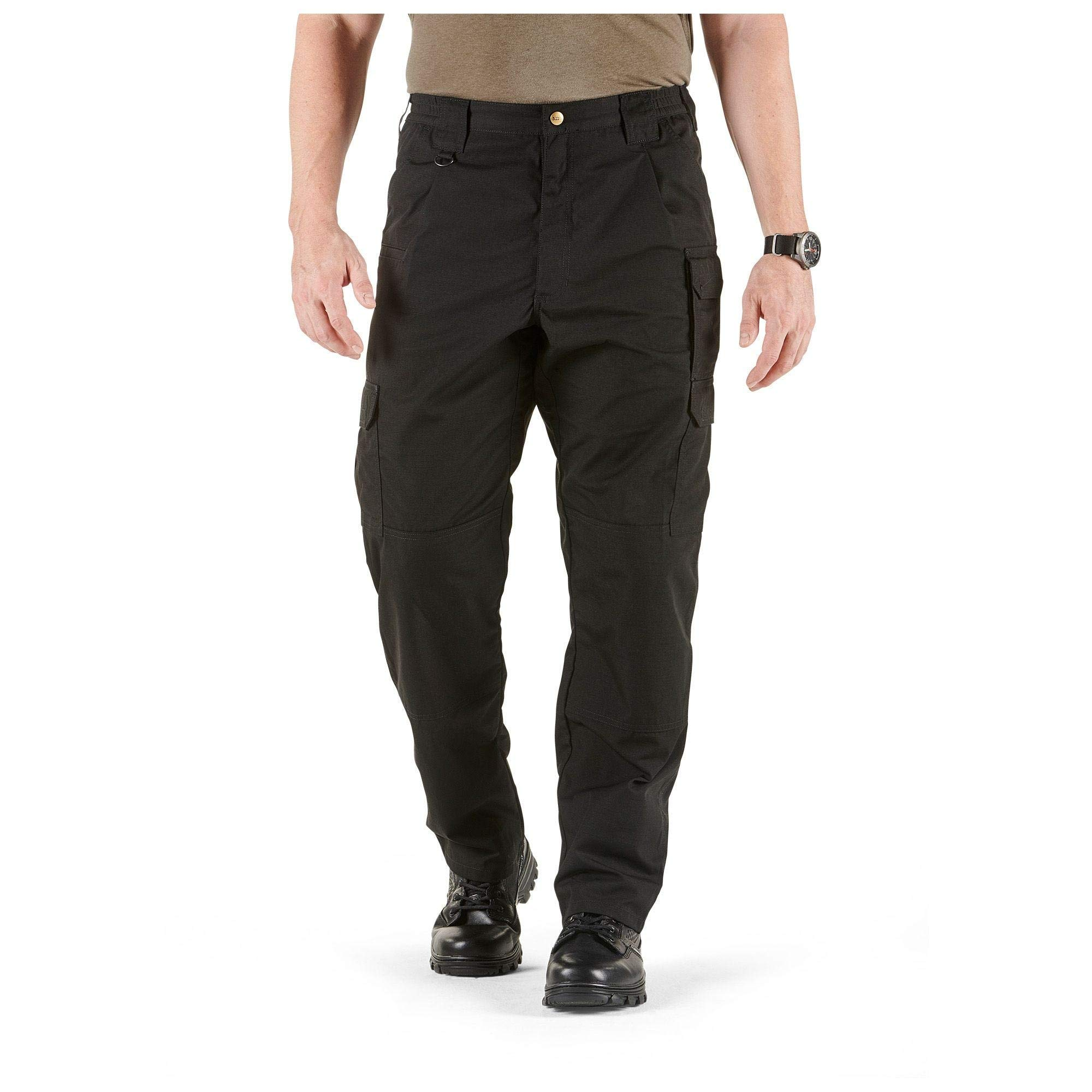 5.11 Tactical Men's Taclite Pro Work Pants, Lightweight Poly-Cotton Ripstop Fabric, Style 74273