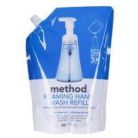 Method Foaming Hand Soap Refill, Sea Minerals, 28 Ounce