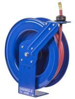 "Coxreels SH Series Super Hub Air/Water Hose Reel with Hose, Model# SH-N-525, 3/4"" Hose ID, 25' Length"
