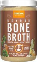 Jarrow Formulas Beyond Bone Broth with JarroSil Activated Silicon, Spicy Beef Ramen, 10.8 Ounce (306 g) Powder