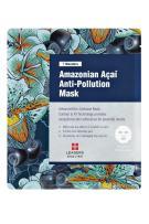 [Leaders Insolution] 7 Wonders Amazonian Acai Anti Pollution Coconut Gel Bio-Cellulose Mask 10Pk
