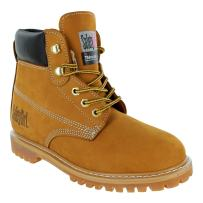 Safety Girl II Insulated Work Boot - Tan Steel Toe