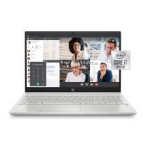 HP Pavilion 15-inch FHD Laptop, 10th Gen Intel Core i7-1065G7, 16 GB RAM, 512 GB Solid-State Drive, Amazon Alexa Voice Compatible, Windows 10 Pro (15-cs3019nr, Mineral Silver) (3C586UA#ABA)