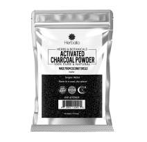 Activated Coconut Charcoal Powder, 1Lb, Food Grade, Teeth Whitening, Facial Mask and Cosmetic Making, Gluten Free, Non-GMO