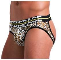 Arjen Kroos Men's Sexy Breathable Mesh Jockstrap Underwear