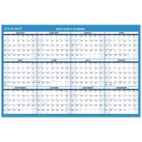 "2020 Dry Erase Wall Calendar, AT-A-GLANCE Erasable Planner, 36"" x 24"", Large, Double Sided, Horizontal (PM20028), Model:PM2002820"