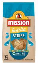 Mission Strips Tortilla Chips, Gluten Free, Restaurant Style Corn Tortilla Chips, 13 oz