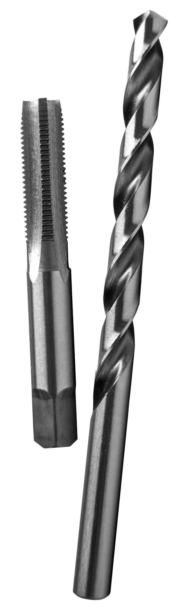 Century Drill & Tool 94506 5/16-24 NF Tap & Letter I Drill Combo Pack