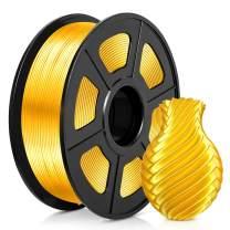 PLA 3D Printer Filament 1.75MM PLA Silk Filament 1KG for 3D Printer 3D Pen PLA Shiny Silky Gold