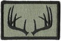 Tactical Wildlife Antlers Patch