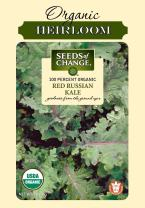 Seeds of Change Certified Organic Red Russian Kale