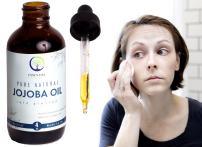4 Ounces: Organic Jojoba Oil for Skin Care, Facial Cream, Beeswax Food Wraps