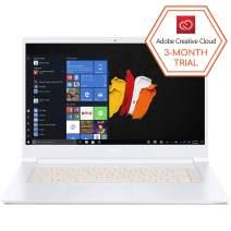 "ConceptD 5 CN515-51-72FX Creator Laptop, 8th Gen Intel Core i7-8705G, AMD Radeon RX Vega M GL, 15.6"" Ultra HD IPS Display, Pantone Validated, Delta E<2, 16GB DDR4, 512GB PCIe NVMe SSD"