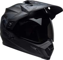 Bell MX-9 Adventure MIPS Full-Face Motorcycle Helmet (Stealth Matte Black Camo, XX-Large)