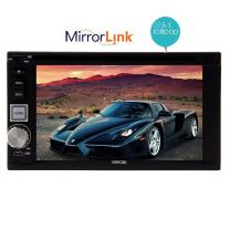 Eincar Android 5.1 Lollipop Car Radio Double Din Stereo 6.2 inch Car Multimedia Quad-core DVD CD Player Support Car GPS Navigation Mirror Link 3G WiFi USB SD with Remote Control