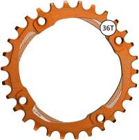 Funn Solo Narrow Wide Chain Ring, BCD 104mm