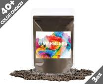 Marblers Powder Colorant 3oz (85g) [Wood Brown]   Pearlescent Pigment   Tint   Pure Mica Powder for Resin   Dye   Non-Toxic   Great for Epoxy, Soap, Nail Polish, Cosmetics and Bath Bombs