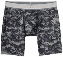 Tommy John Men's Air Invisibles Boxer Briefs - No Ride-Up Comfortable Camo Underwear for Men