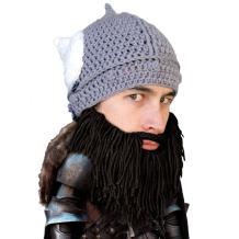 Beard Head - The Original Barbarian Thor Knit Beard Hat