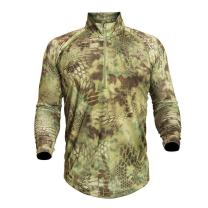 Kryptek Helios 1/4 Zip Top