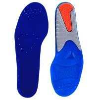 Spenco Gel Comfort Shoe Insole with Cushioning and Support, Women's 7-8.5/Men's 6-7.5